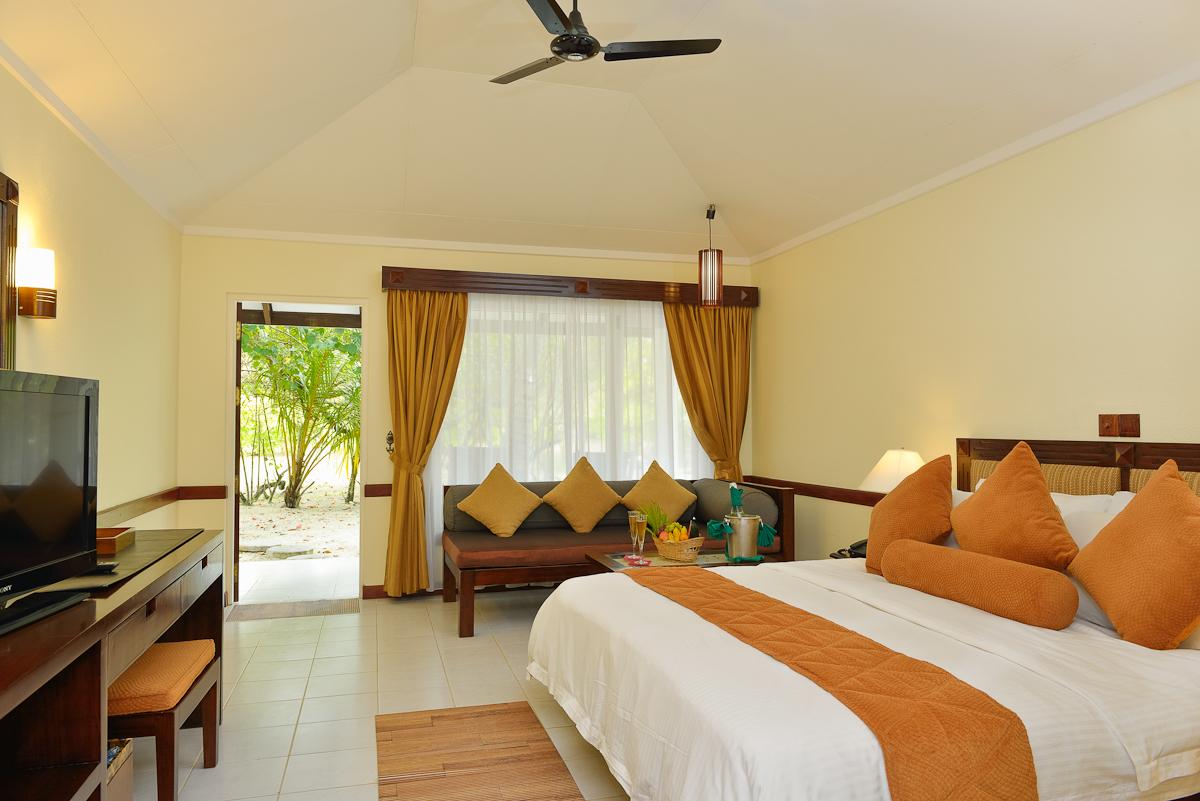 Superior Beach Bungalow Maldivas Travel Pvt Ltd